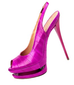 Multicolored female shoes background-1