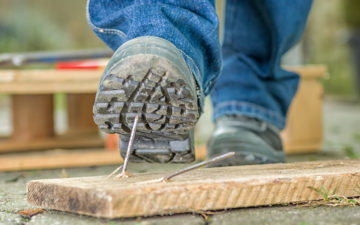 L'innovazione per le calzature di sicurezza