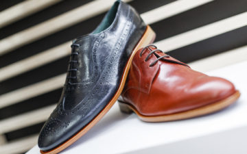 Eleganza, stile e active wear per la calzatura uomo dell'estate 2018